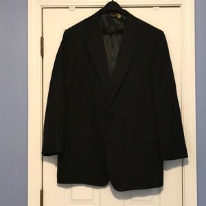 Men's traditional  Brooks Brother wool suit